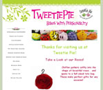 Original Tweetie Pie Bags site